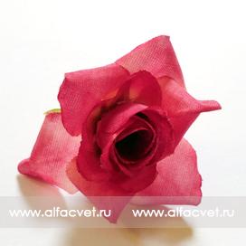 головка роз диаметр 5 цвета малиновый 11