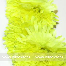 ветка гвоздики цвета салатовый 39